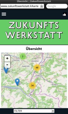 Zukunftswerkstatt Verein Symbiose Elias Kindle Michaela Hogenboom Nachhaltigkeit Liechtenstein zukunftswerkstatt.li Veranstaltungskalender