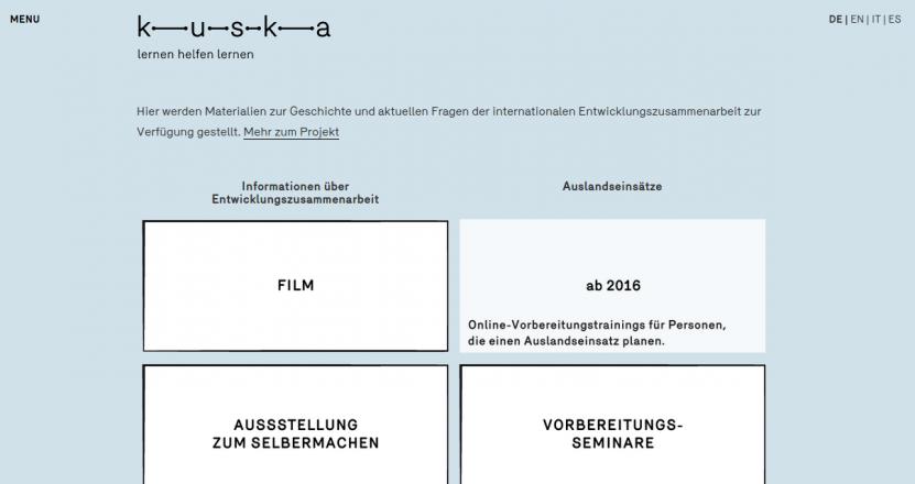 Verein Kipu Vaduz Liechtenstein Entwicklungszusammenarbeit Kuska.li Online-Seminar