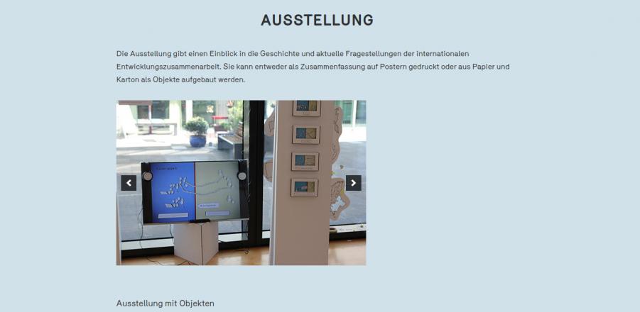 Verein Kipu Vaduz Liechtenstein Entwicklungszusammenarbeit Kuska.li Online-Seminar Ausstellung