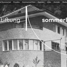 Stiftung Sommerlad Vaduz Liechtenstein sommerlad.li