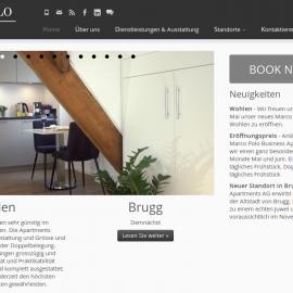 Marcopolo Apartments, Wohlen, Rene-Holenweger, Sandro Burki, marcopoloapartments.ch